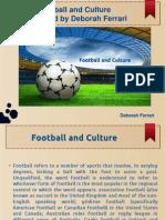 Deborah Ferrari - Football and Its Culture (1)