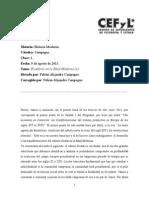 Teórico Moderna 1 (2013) (Campagne)