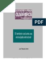 Territorio y Olivar