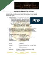 Tayrona-6 Days Dark Distribution Agreement June 24 2010(Final)
