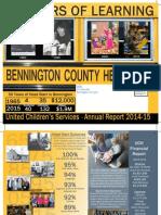 United Children's Services 2014-15 Annual Report