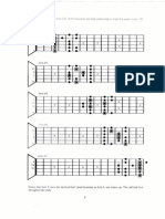 Caged Modal Scales 1