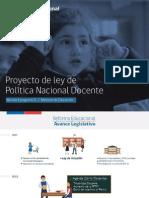 Reforma - Presentación PND NE