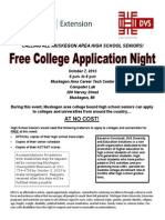 free college app night 10 07 15 draft