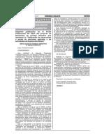 RCD N° 026-2015-OEFA-CD -  Proyecto Tipificacion Infrac. y Sanciones-Act. de Exploración Minera.pdf