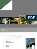 Axys Presentacion Mineria