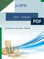 EFD ICMS IPI Comentarios Cenofisco