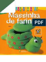 Brincar Com Arte - Massinha de Farinha