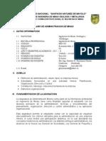 Silabo de Administracion de Minas