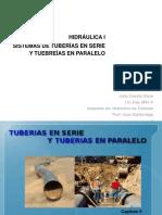 7. Tub, Serie y Tub Paralelo
