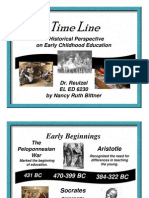 Education Time Line