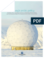 Norway`s Artic Policy