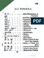 Abreviaturas Del Arte Calygrafiva.