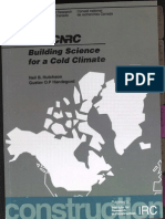 CIV375 - Building Science for a Cold Climate (2)