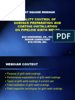 Webinar-Coating Girth Welds FINAL REV