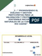 Taller Introduccion de Las Cam