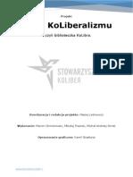 Mapa Koliberalizmu - książki koliberalne