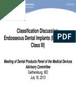 July 18 FDA Presentation Blade-Form - FINAL 071713