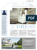 I Do, I Do - Fall Bridal Special Section by HAN Network