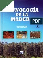 Tecnologia de La Madera - Vignote Peña & Martinez Rojas