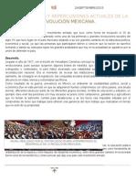 Articulo de Divulgacion revolucion mexicana
