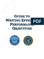 ODNI Guide to Writing Effective Objectives_Final