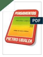 23- Pensamentos - Pietro Ubaldi