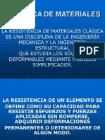 225265803 Primera Clase Mecanica de Materiales 1