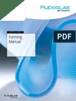 Plexiglas Forming Manual