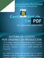 Sesion 7 SIstema de Costos Por Ordenes de Producción