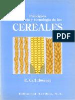principios de ciencia y tecnologia de los cereales