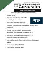 ARQUIDIÓCESIS de BARRANQUILLA - Agentes Extraordinarios de La Comunión
