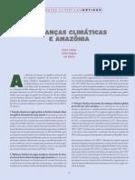 Mudanças e Amazonia Nobre