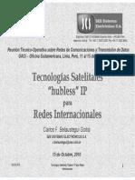Tecnologías Satelitales IP