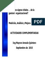 actividades complementariasX