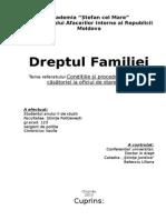 Dr.familiei(Referat)
