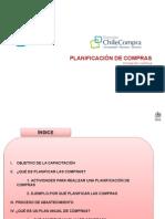 Planificacion de Compras