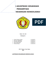 Makalah 03 Pengertian Laporan Keuangan Konsolidasi.docx