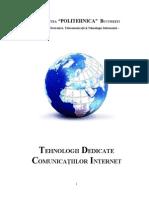 Tehnologii Dedicate Comunicatiilor Internet