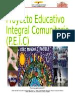 Estructura Del p.e.i.c 2015-2016