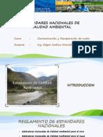 Estándares de calidad ambiental