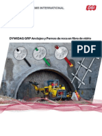 DSI Tunneling GRP Anchors-And-Rockbolts Es