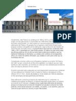 El Palacio Nacional de El Salvador