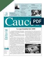 Cauces La Oportunidad Del 2000