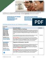Partner Training Bulletin 6.30.15 LatAm
