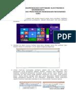 Tutorial Menjalankan Electronic Workbench-Res.seri