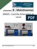 BMA01 Controle étanchéité de vanne.pdf