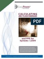 Calculating Arc Flash 2015