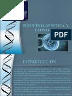 Ingenieria Genetica y Clonacion Diapositivas