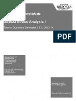 Tutorial Questions 4523